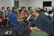 Ed Motta Sesi Big Band
