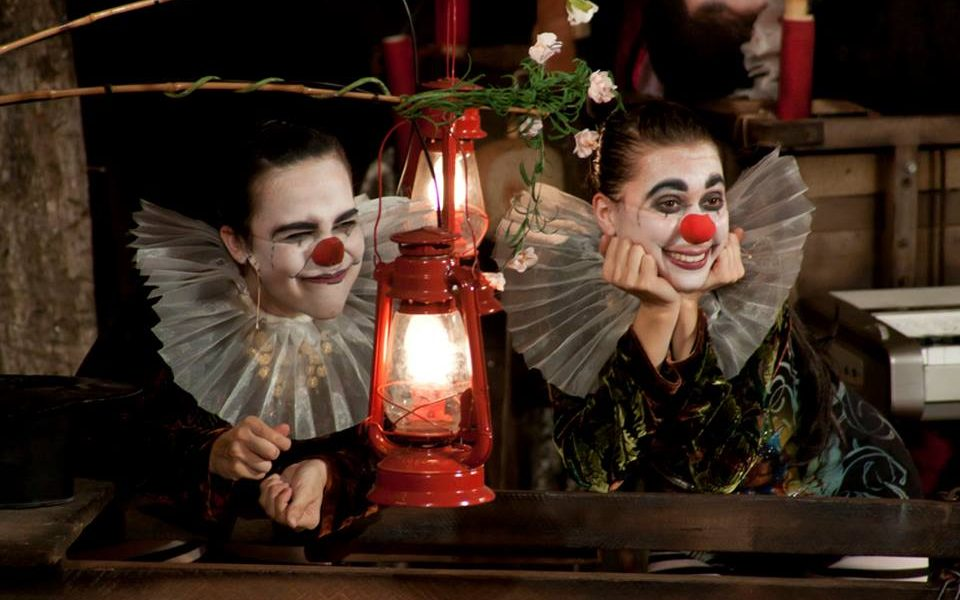 Clowns de Shakespeare