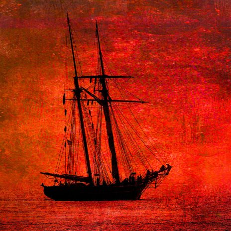 amistad-on-red-fred-leblanc